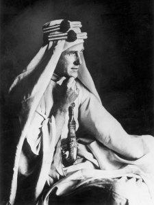 T.E. Lawrence, Lawrence de Arabia