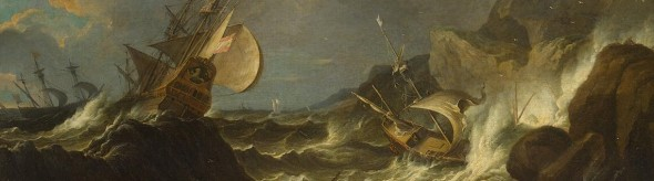 Tempesta_Pietro_(Pieter_Mulier)-Storm_in_the_Sea
