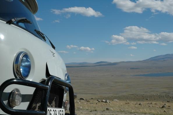 Mongolia por Mi Lawrence