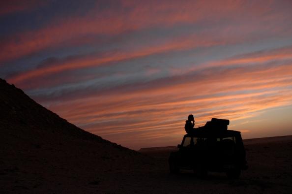 Mauritania 2005 por El Solitario