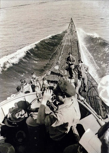 Type VIIB U-Boat - Foto Charles McCain