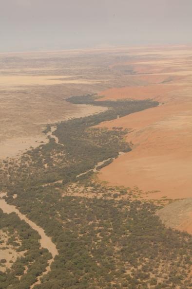 Namibia - Cañón del Kuiseb -Foto por Mi Lawrence
