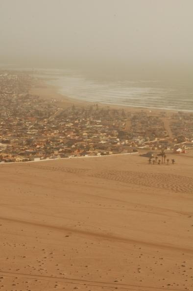 Namibia - Swakopmund - Foto por Mi Lawrence