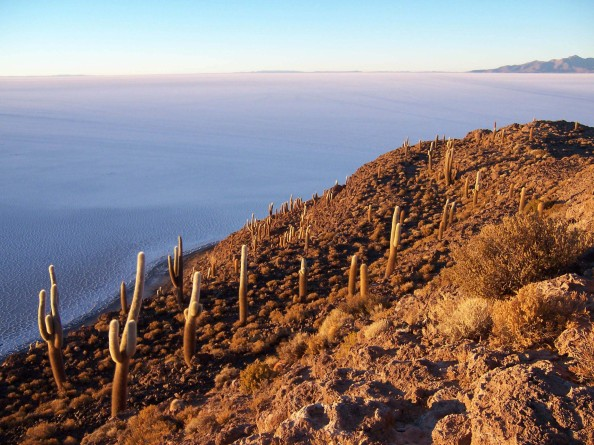 Salar de Uyuni, Bolivia - Foto www.spoki.lv