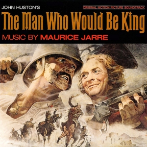 El hombre que pudo reinar - 1975 - Sean Connery, Michael Caine, John Huston