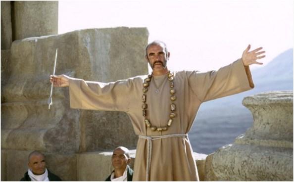 El hombre que pudo reinar - Sean Connery