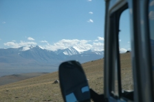 Hacia el Tavan Bogd, Mongolia