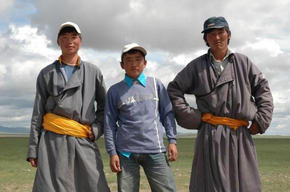 Mongolia, 2005 - Nómadas - Foto por Mi Lawrence