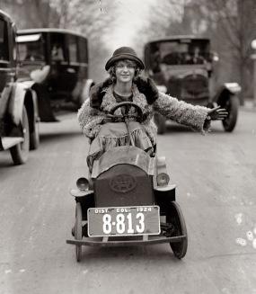 Coche 1924 - Felices años veinte