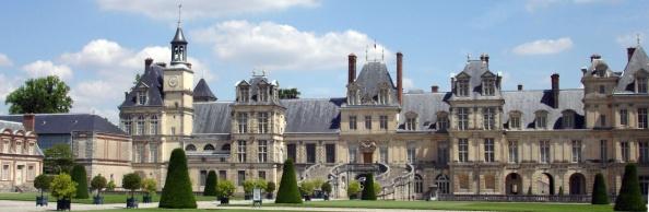 Chateau Fontainebleau, antigua residencia de Napoleón