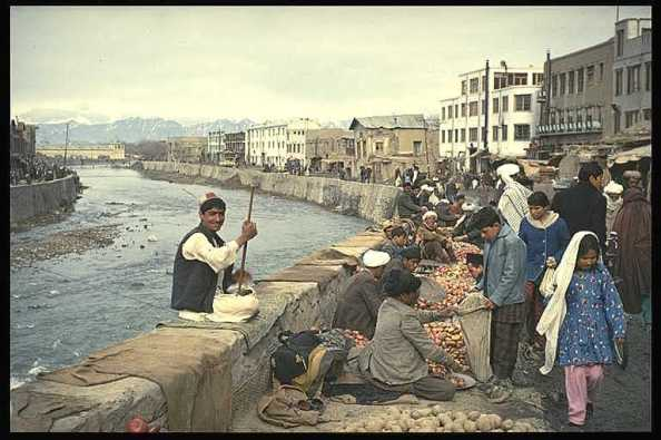 Kabul, Afganistán. Foto Erik Pontoppidan www.ponty.dk