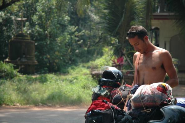 India 2005, Old Goa - Foto por Mi Lawrence