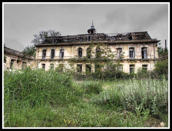 Palacio abandonado, foto por Abandonalia - www.abandonalia.blogspot.com