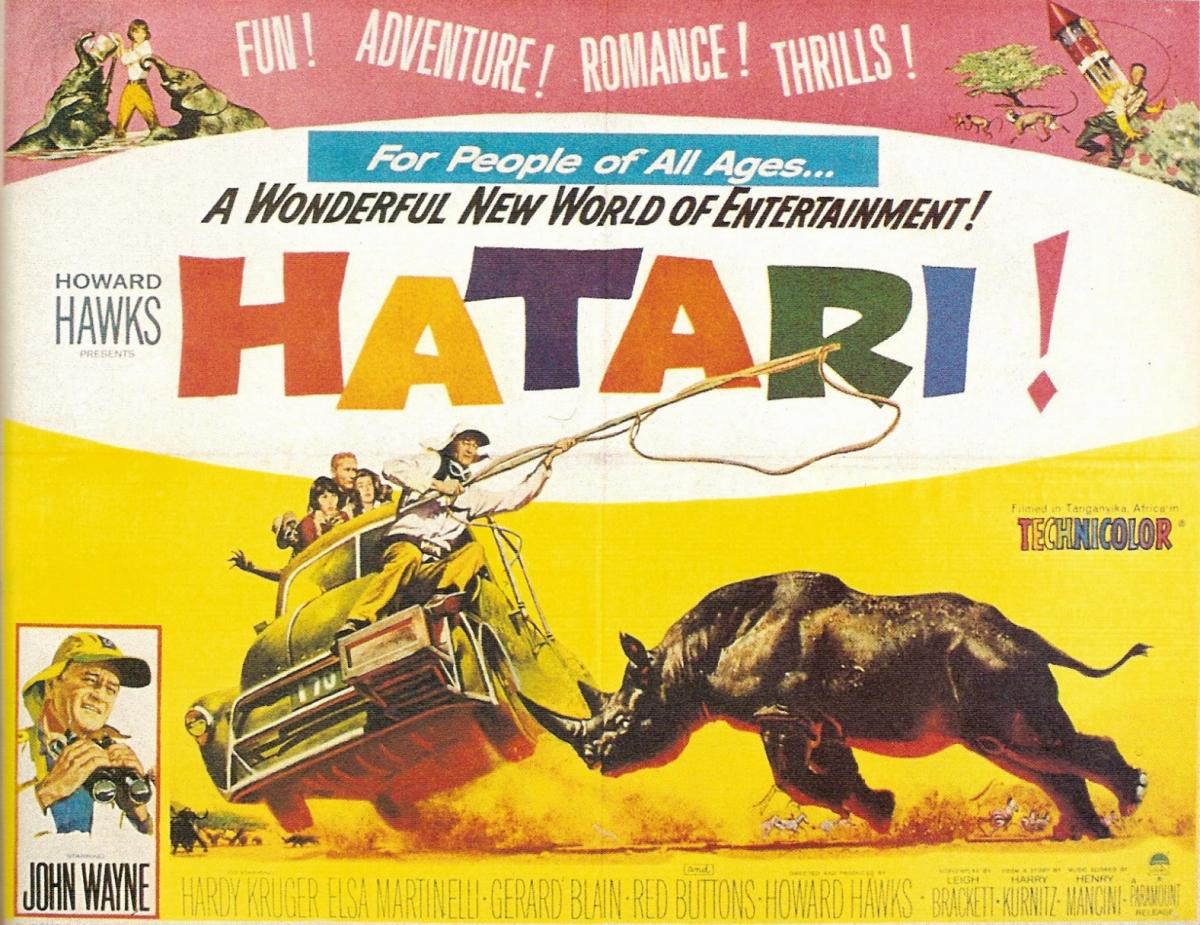 Henry Mancini - Hatari ! (Banda Sonora De La Pelicula)