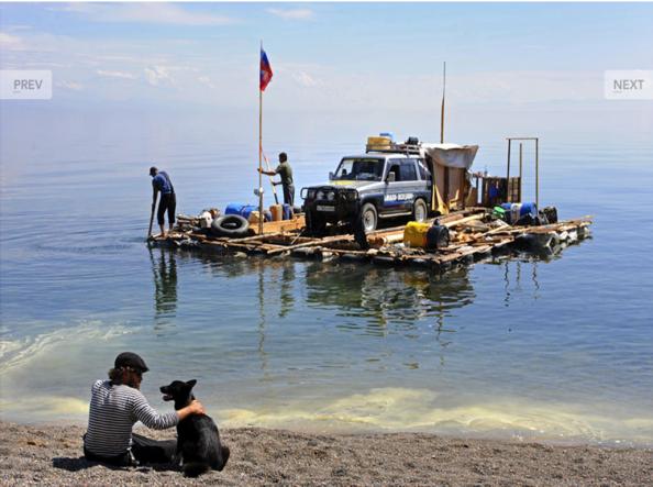 Lago Baikal - Foto Thomas Goisque