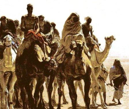 León el Africano, ilustración