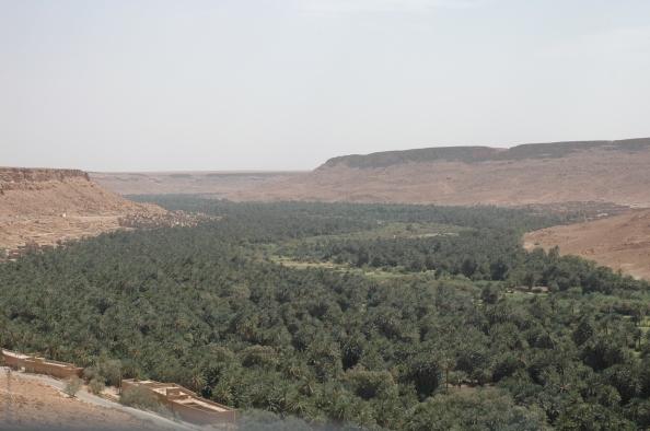 Garganta del Ziz, Marruecos - Foto por Mi Lawrence