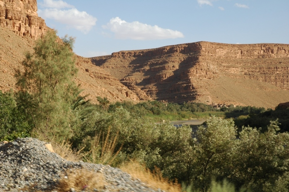 Garganta del Ziz, Marruecos, Foto por Mi Lawrence