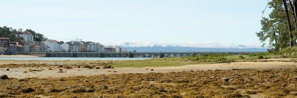 Pontevedra en el Cóndor 2012  - El Grove desde La Toja - Foto por Mi Lawrence