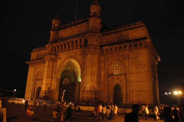 India 2005 - Gateway of India - Foto por Mi Lawrence